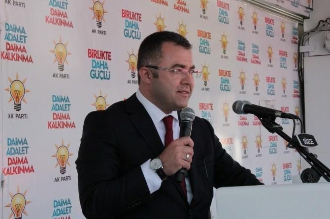 AK Parti İl Başkanı Keskin, Düzcelilere Teşekkür Etti