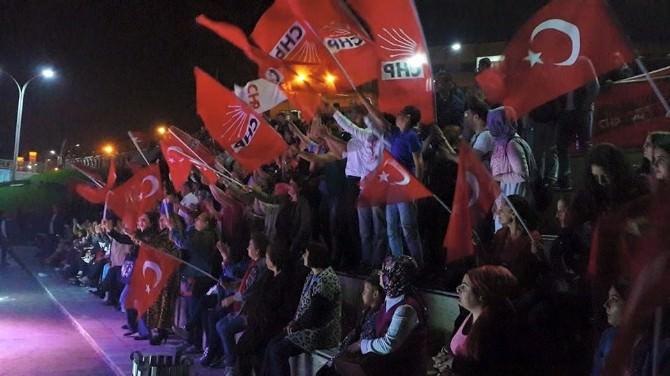 CHP Tam Kadro Akçakoca'da