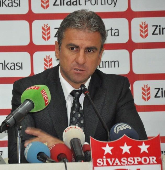 Hamzaoğlu: Oyuncumu Öyle İttirmesi Zoruma Gitti