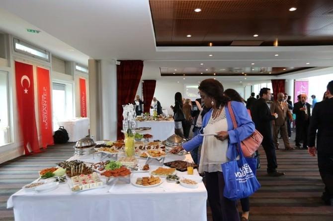 UNESCO Gaziantep Yemeklerine Hayran Kaldı