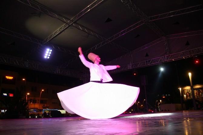 Halk Dansları Festivali 19 Mayıs Coşkusuna Sahne Oldu