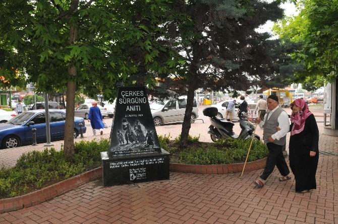 İzmit'te Çerkez Sürgünü Anıtı Açılıyor