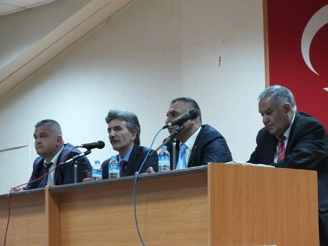 Karaman'da 19 Mayıs Ruhu Konulu Konferans