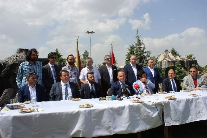 Hilmi Derinel Kayserispor Kulübü Başkanlığına Adaylığını Açıkladı