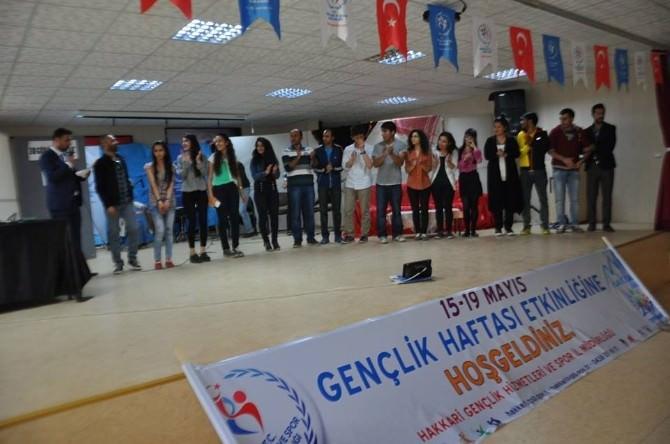 Sınırda İlk Defa Gençlik Haftası Kutlandı