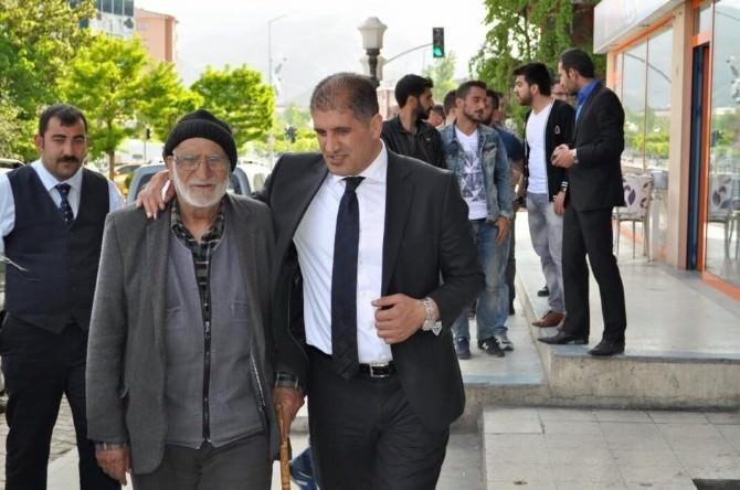 """MHP Milletvekili Adayı Zekai Kaya: """"MHP İktidarında Bu Yangına Suyu Biz Dökeceğiz"""""""