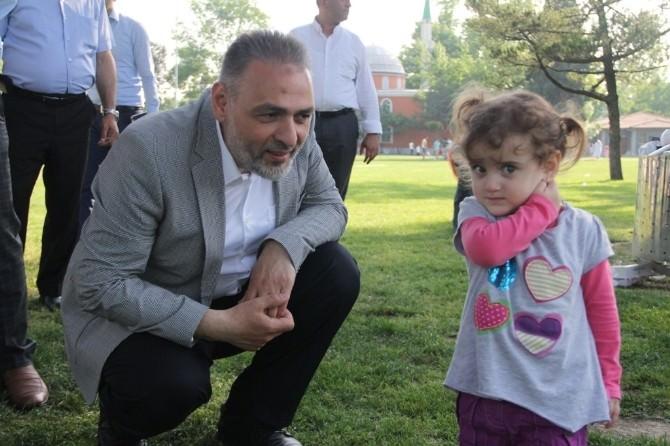 """Milletvekili Hacıeyüpoğlu: """"Güçlü Destekle Yeni Türkiye"""""""