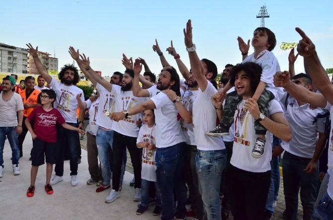 Yeni Malatyaspor'da Kupa Sevinci