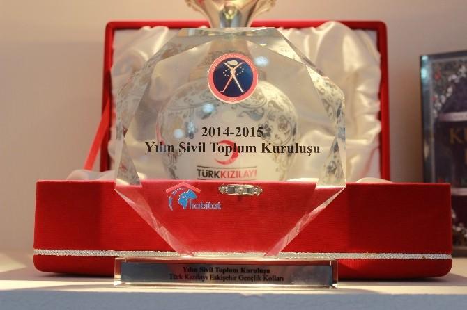 Yılın En İyi Sivil Toplum Kuruluşu Eskişehir'den