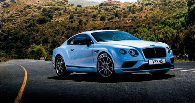 Bentley Cenevre'den sonra İstanbul'da