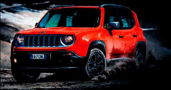 Jeep Renegade'e otomatik seçeneği