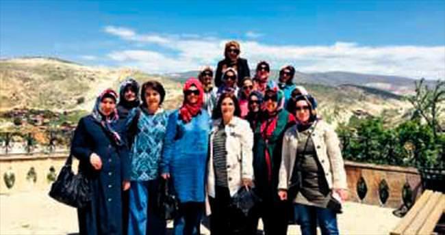 Kültür gezilerine Beypazarı ile devam