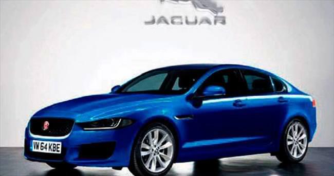 En hafif Jaguar
