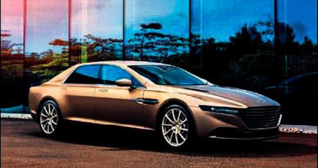 Aston Martin geri döndü