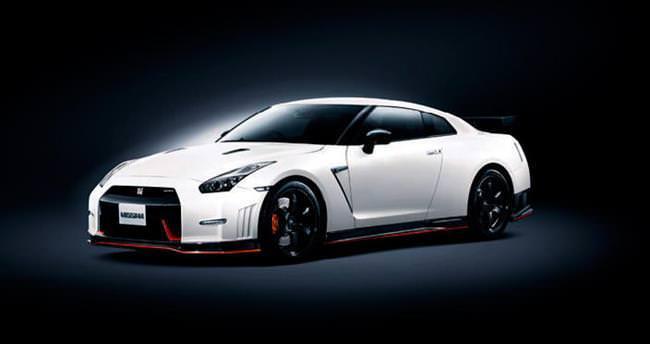 Nissan'ın efsane modeli GT-R