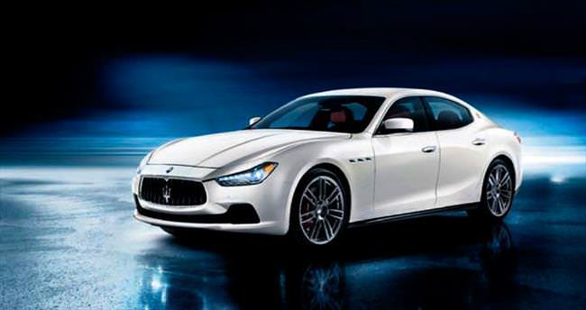 Maserati'den dizel atağı