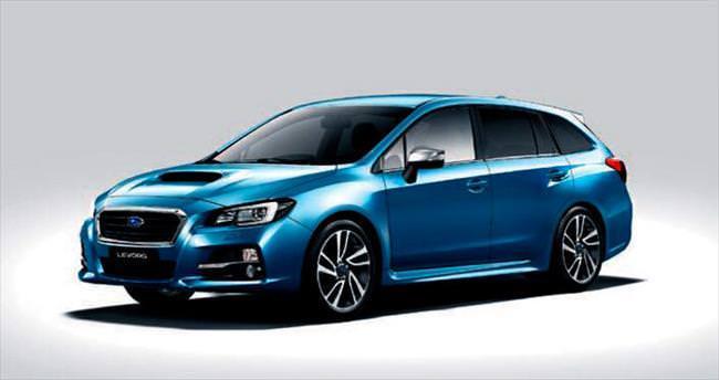 Subaru'dan yeni aile otomobili