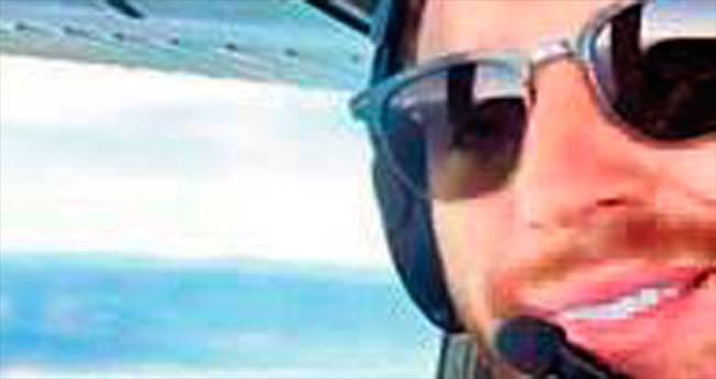 Kullandığı uçağı kaçırdı şüphesi