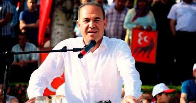 MHP'li Adana Belediye Başkanı'nın 'miting iptali' açıklamasına tepki