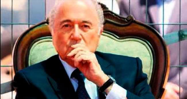 Blatter 'barış maçı' öneriyor