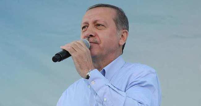 Erdoğan: Bizi buraya egemen güçler getirmedi