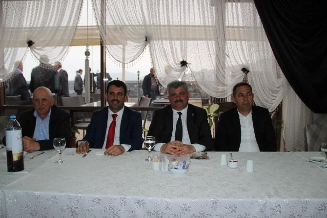 """Çaturoğlu: """"Halkımız İstikrarı Seçecek"""""""