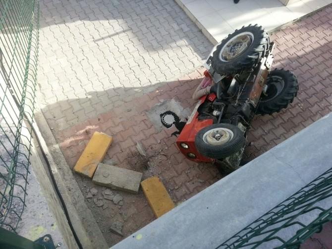 Nevşehir'de Traktör Kazası: 1 Ölü