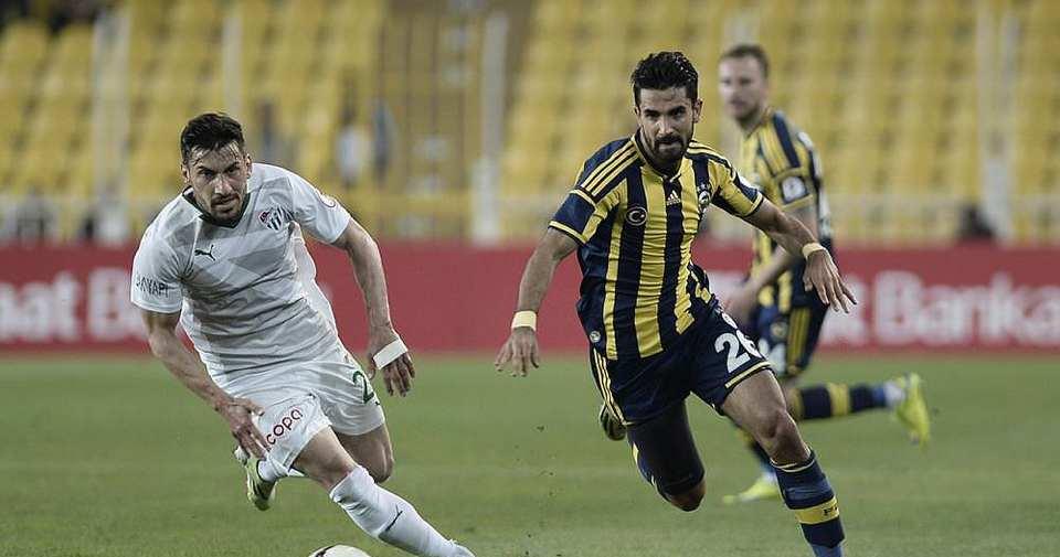 Bursaspor finale çıktı