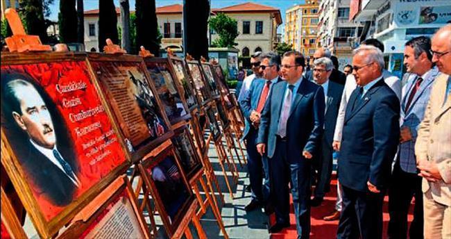 Antalya'da bin yürek var