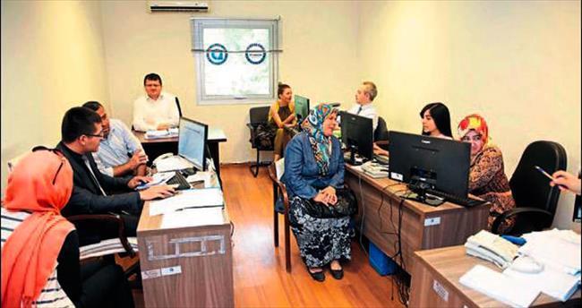 Büyükşehir-İŞKUR işsize iş kapısı oldu