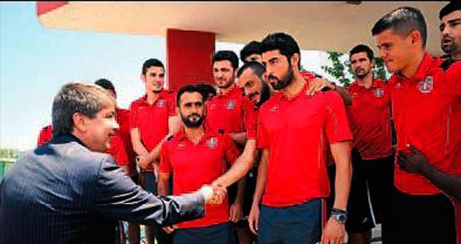 Antalyaspor'a Türel morali