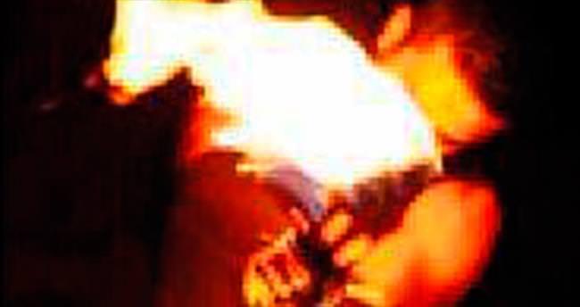 Ankamall'de ateşli gösteri