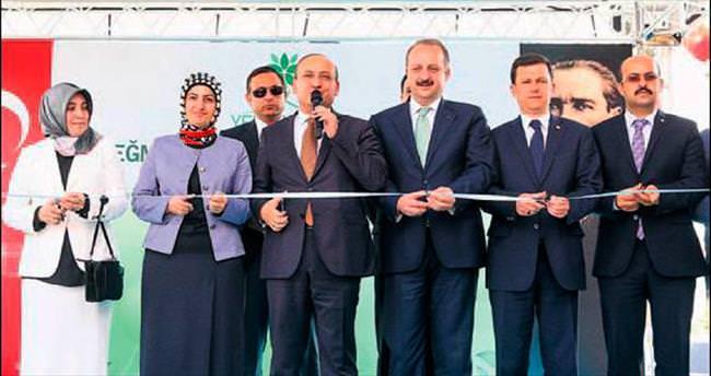 Akdoğan Mamak'ta park açtı
