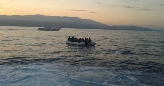 İzmir'de 46 kaçak yakalandı