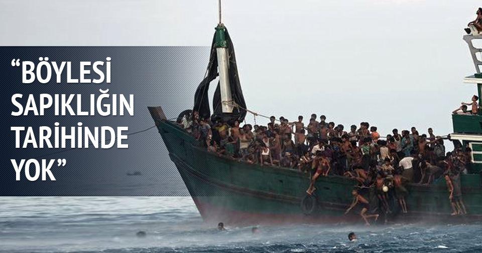 AB'ye göçmen tepkisi