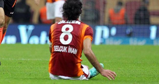 Galatasaray'da Selçuk İnan seferberliği!
