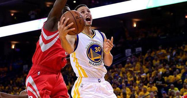 Golden State Warriors evinde kayıpsız