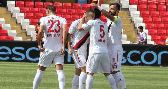 Balıkesirspor Trabzon'da prestij peşinde