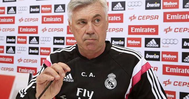 Ancelotti, Real Madrid'de kalacağına inanıyor