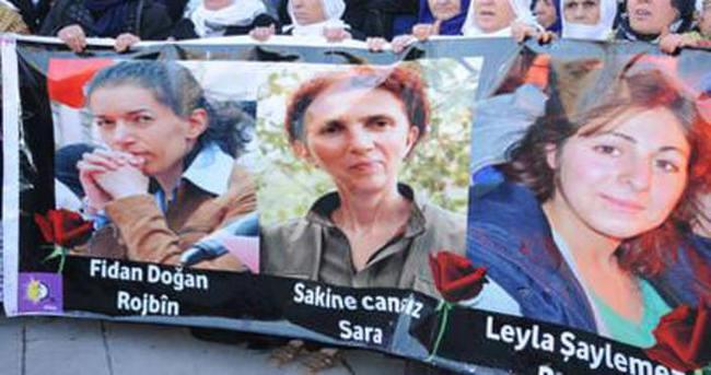Paris'te öldürülen 3 PKK'lının soruşturması tamamlandı