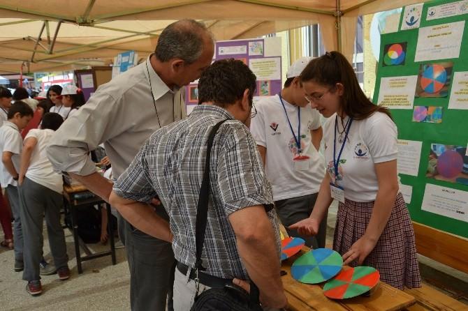 Nazillili Öğrenciler Projeleri İle Büyüledi