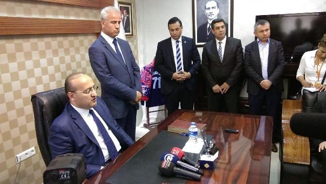 Başbakan Yardımcısı Yalçın Akdoğan: