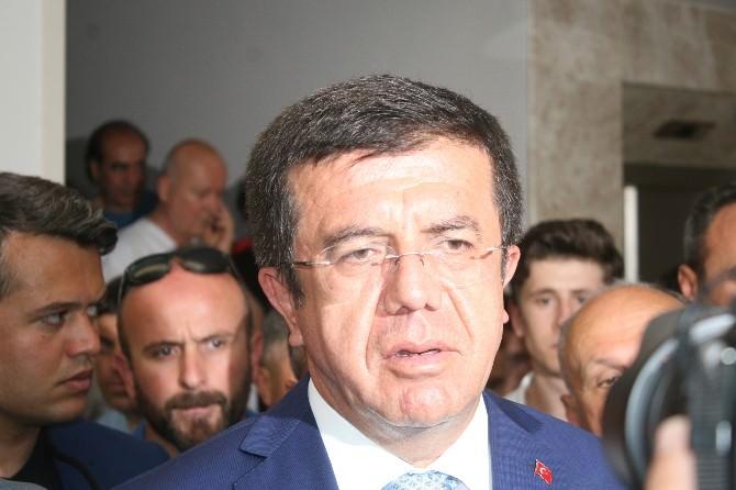 Bakan Zeybekci, CHP'nin 'Merkez Türkiye Projesini' Eleştirdi