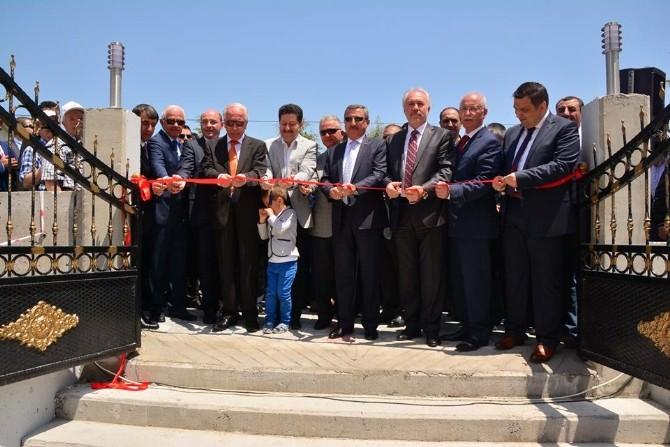 Nedime-sadık Düver Camii İbadete Açıldı