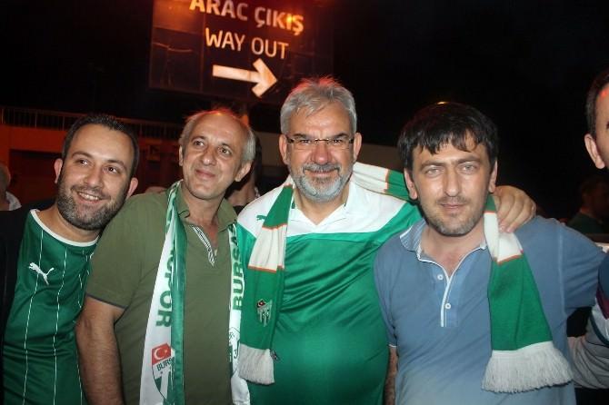 Bölükbaşı,türkiye Kupası Bursa'ya Gelecek