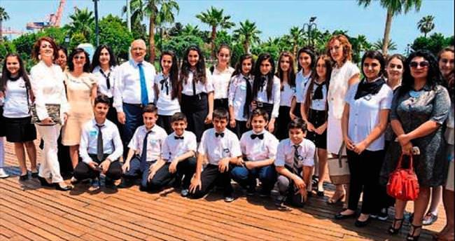 Başkan Kocamaz'dan öğrencilere tavsiye