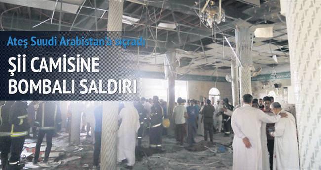Suudi Arabistan'da Şii camisine saldırı