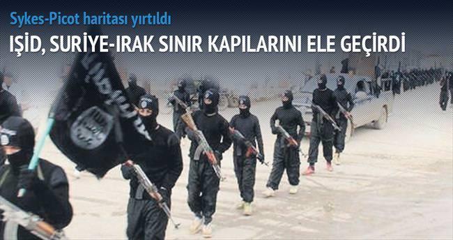 Sykes-Picot'yu IŞİD yırttı
