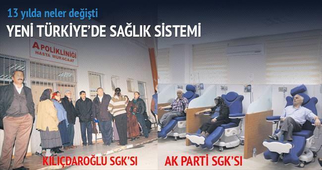 Yeni Türkiye'nin yeni SGK'sı
