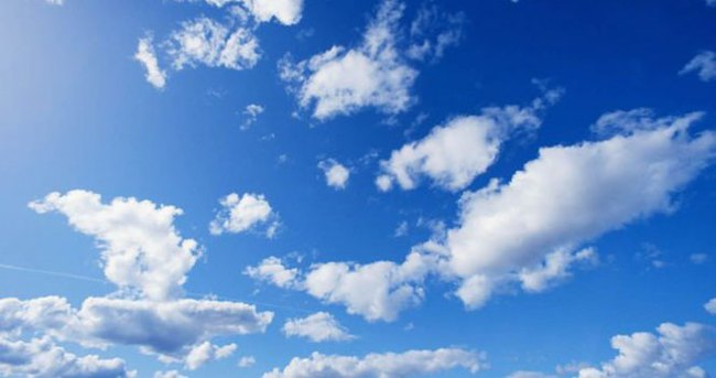 Meteoroloji'den hava durumu açıklaması